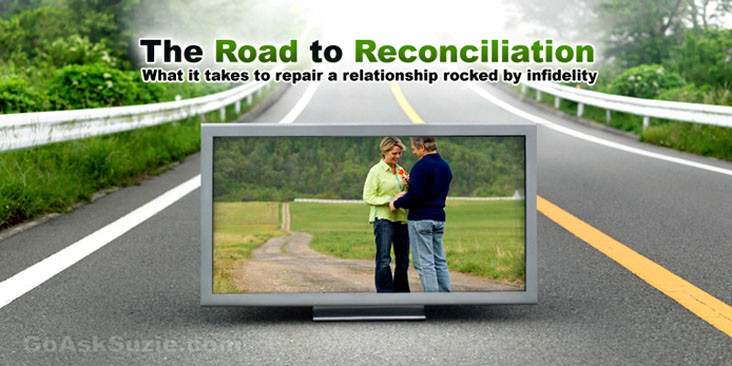 The Road to Reconciliation After Infidelity