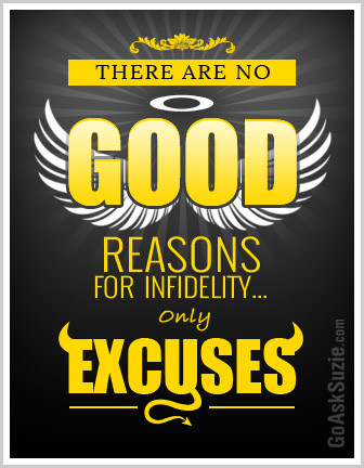 reasons for infidelity