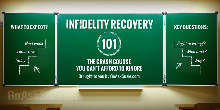 how to recover after infidelity