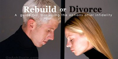 Should We Rebuild or Divorce After Infidelity?