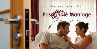 Secrets of Rebuilding a Passionate Marriage