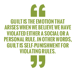 What is guilt