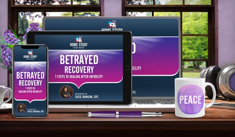Betrayed Recovery Online Video Course