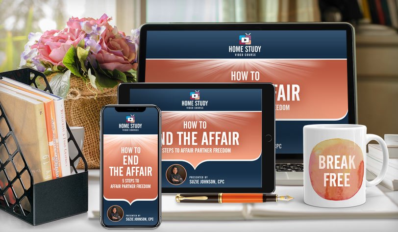 How to End the Affair Online Video Course