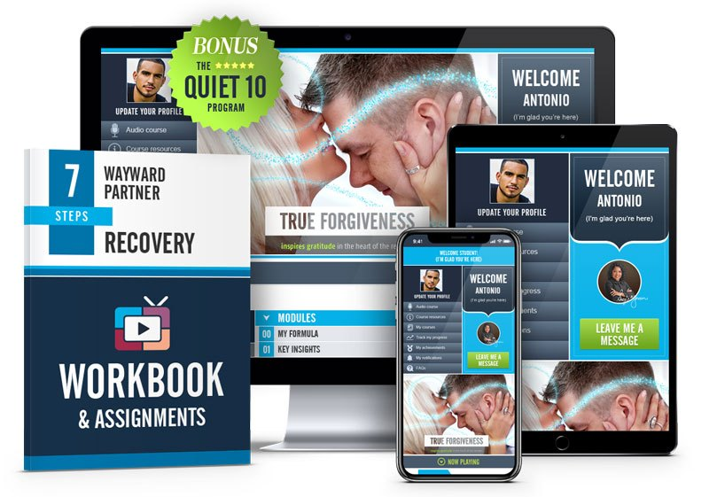 Wayward Rehab Online Recovery Course