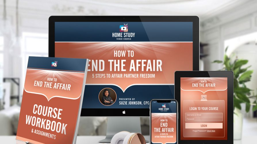 How to End the Affair Online Home-Study Course