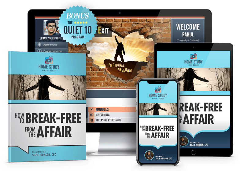 Break Free From Affair Online Course