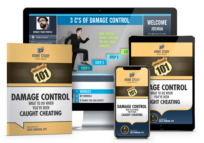 Damage Control After Affair Online Course