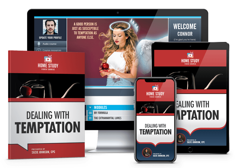 Dealing Temptation in Marriage Online Course