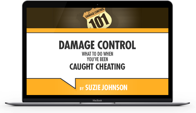 Damage Control - What To Do When Caught Cheating Online Course