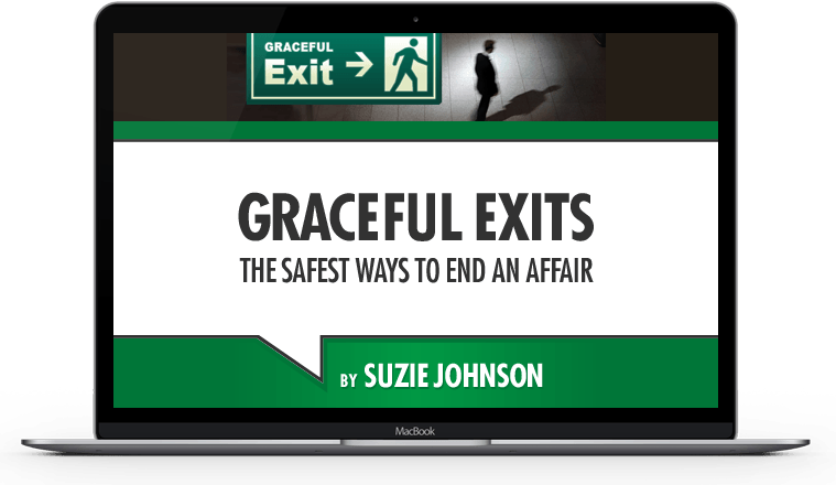 Graceful Exits - How to Safely Exit from an Affair Online Course