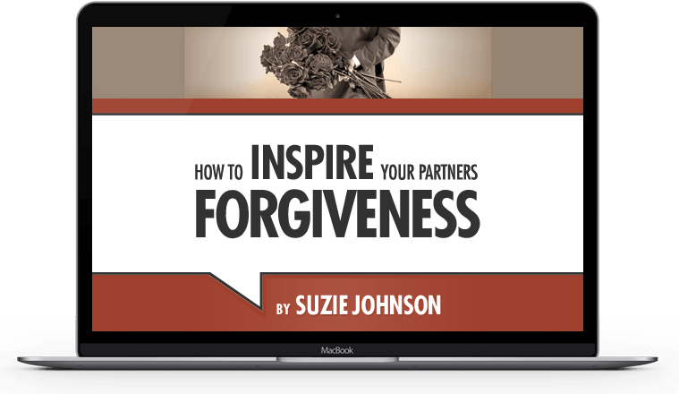 How to Inspire Your Partner's Forgiveness After Infidelity Online Course