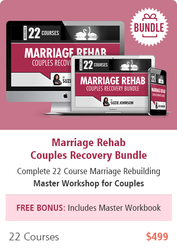 Marriage Rebuilding Online Workshop for Couples