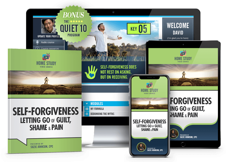 Self Forgiveness After Infidelity Online Course