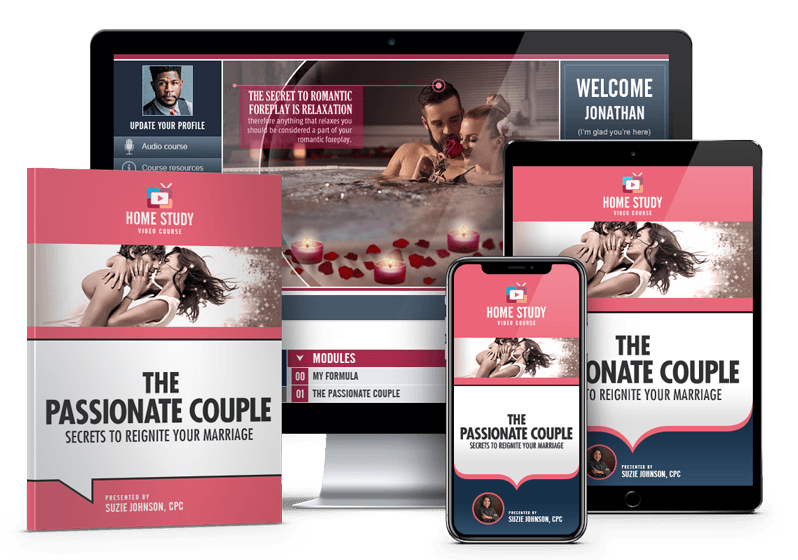The Passionate Couple Online Affair Recovery Course