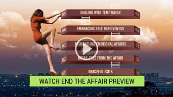 How to End the Affair Online Course Video Preview