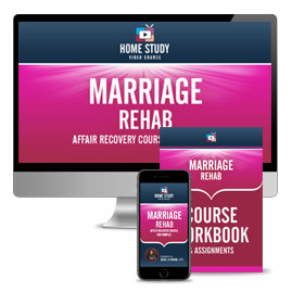 Marriage Rehab Course with Workbook