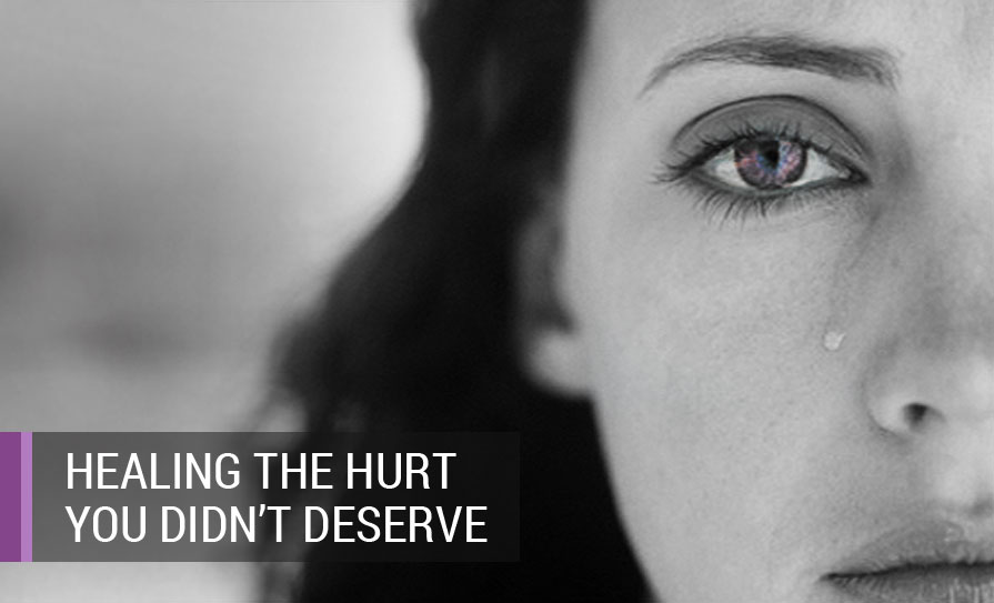 How to get over betrayal in marriage and heal the hurt of betrayal.