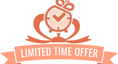 Limited Time Offer Banner