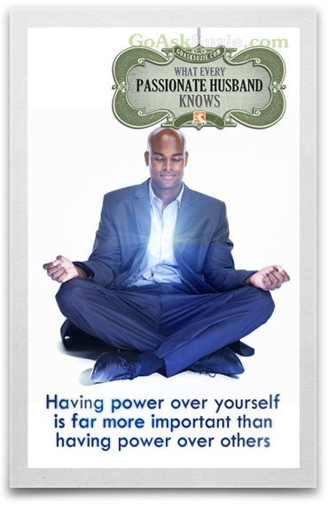 Power Over Self Is Better