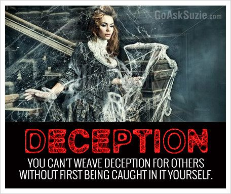 Deception Is A Trap Compressor