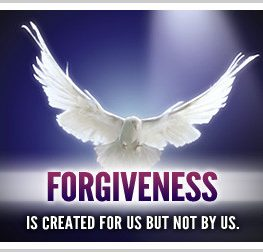 Forgiveness Created For Us But Not By Us Compressor