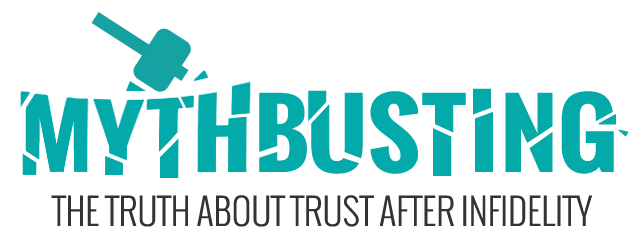 Mithbusting The Truth About Trust After Infidelity Logo
