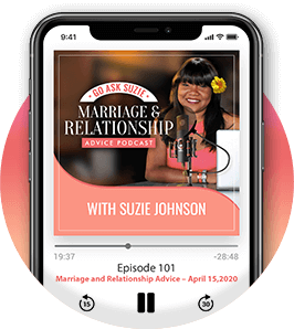 Listen to Suzie Johnson's Affair Recovery Podcast